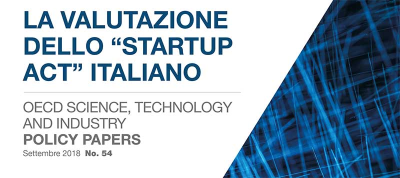 OCSE - Valutazione Startup Act